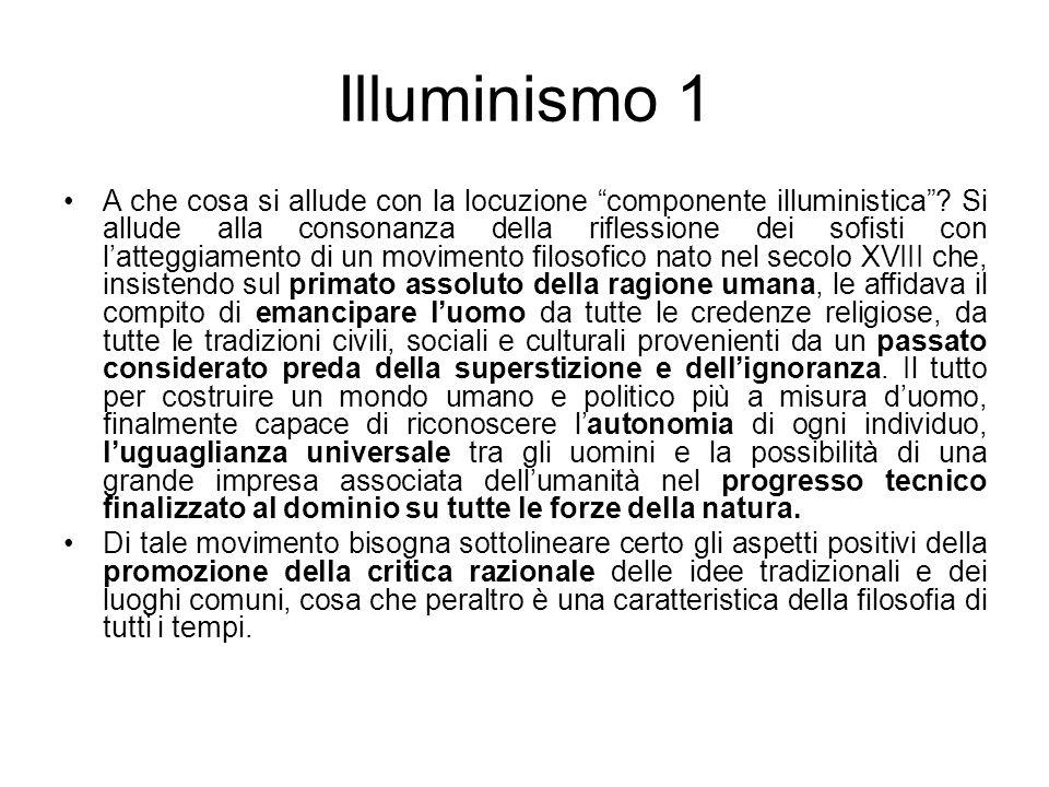 Illuminismo 1