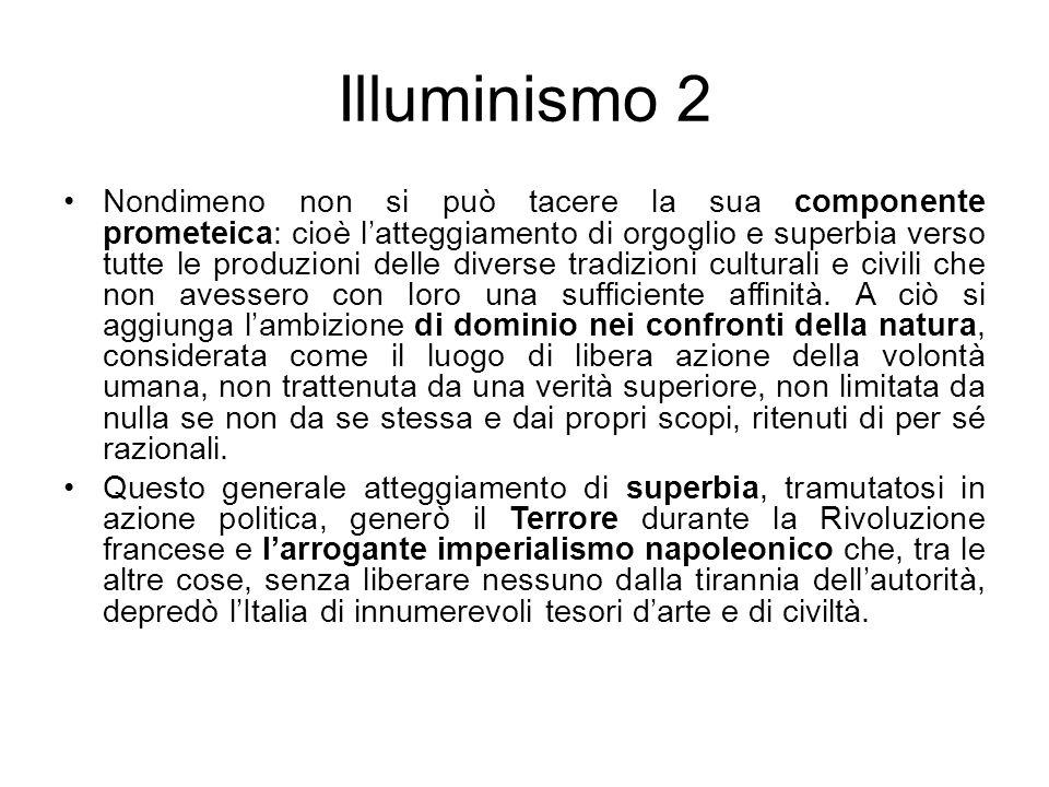 Illuminismo 2