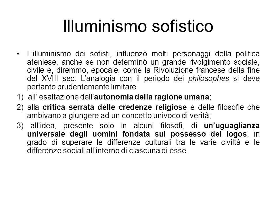 Illuminismo sofistico