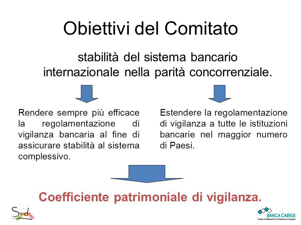 Obiettivi del Comitato