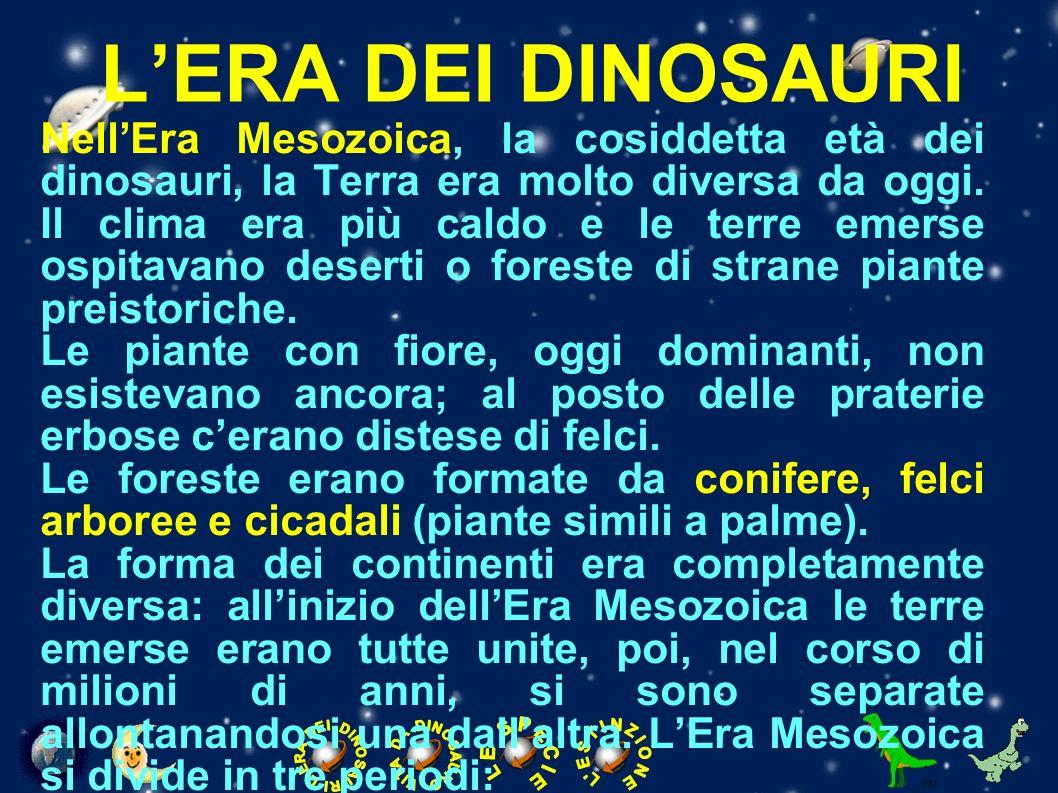 Triassico Giurassico Cretaceo