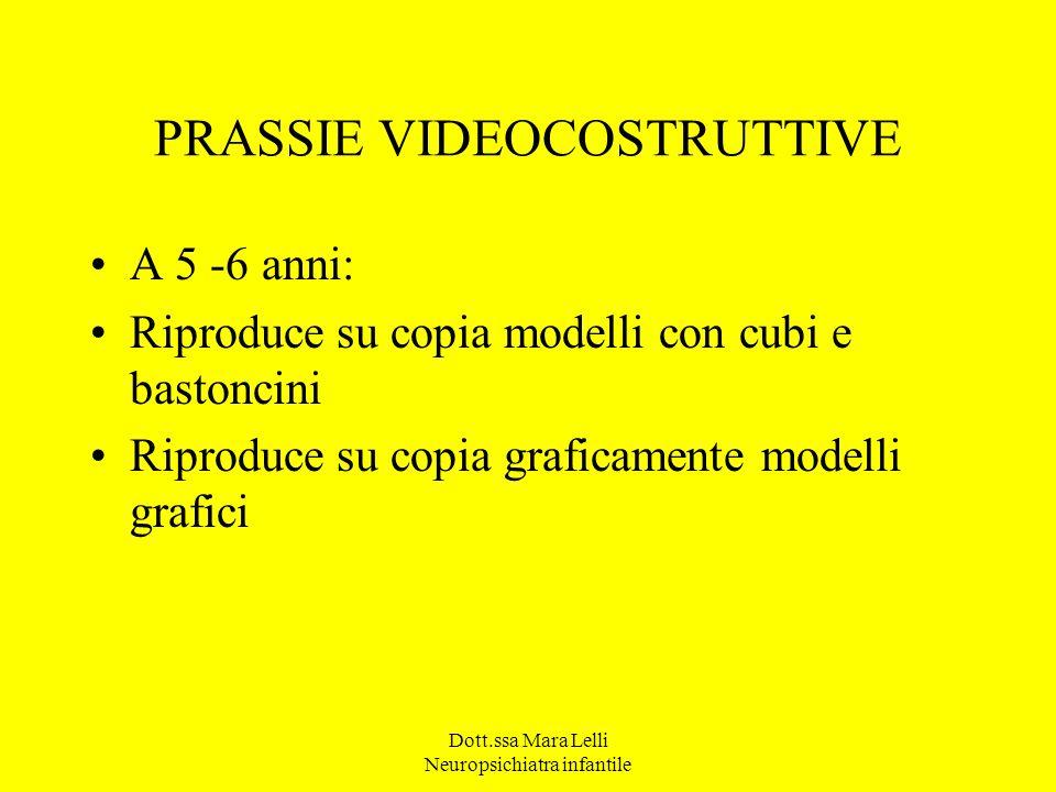PRASSIE VIDEOCOSTRUTTIVE