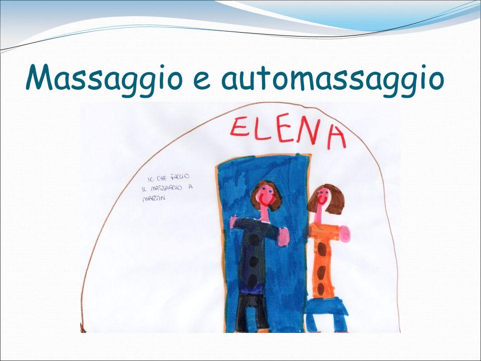 Massaggio e automassaggio