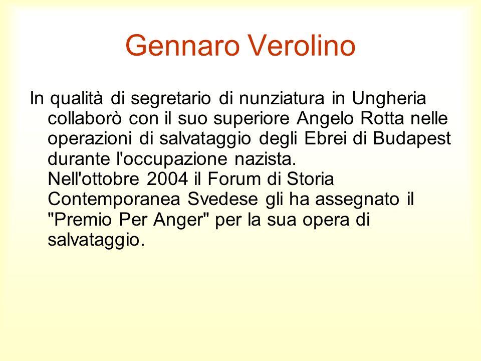 Gennaro Verolino