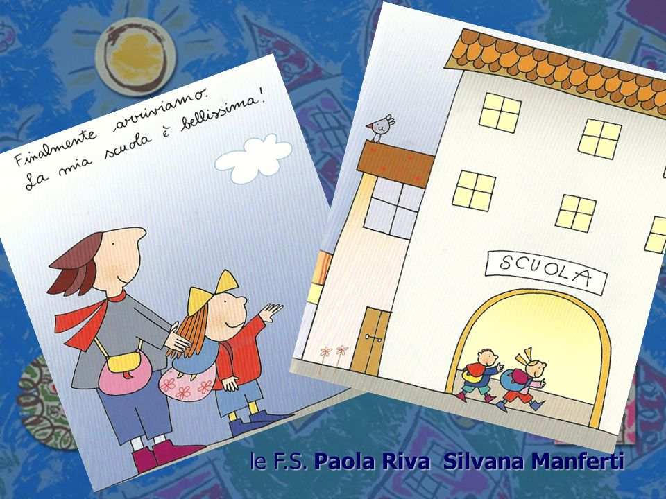 le F.S. Paola Riva Silvana Manferti