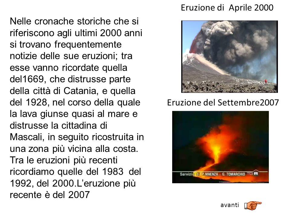 Eruzione del Settembre2007