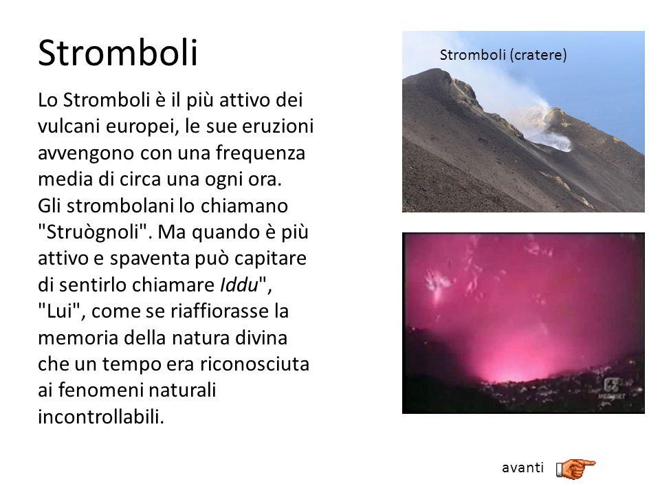 Stromboli Stromboli (cratere)