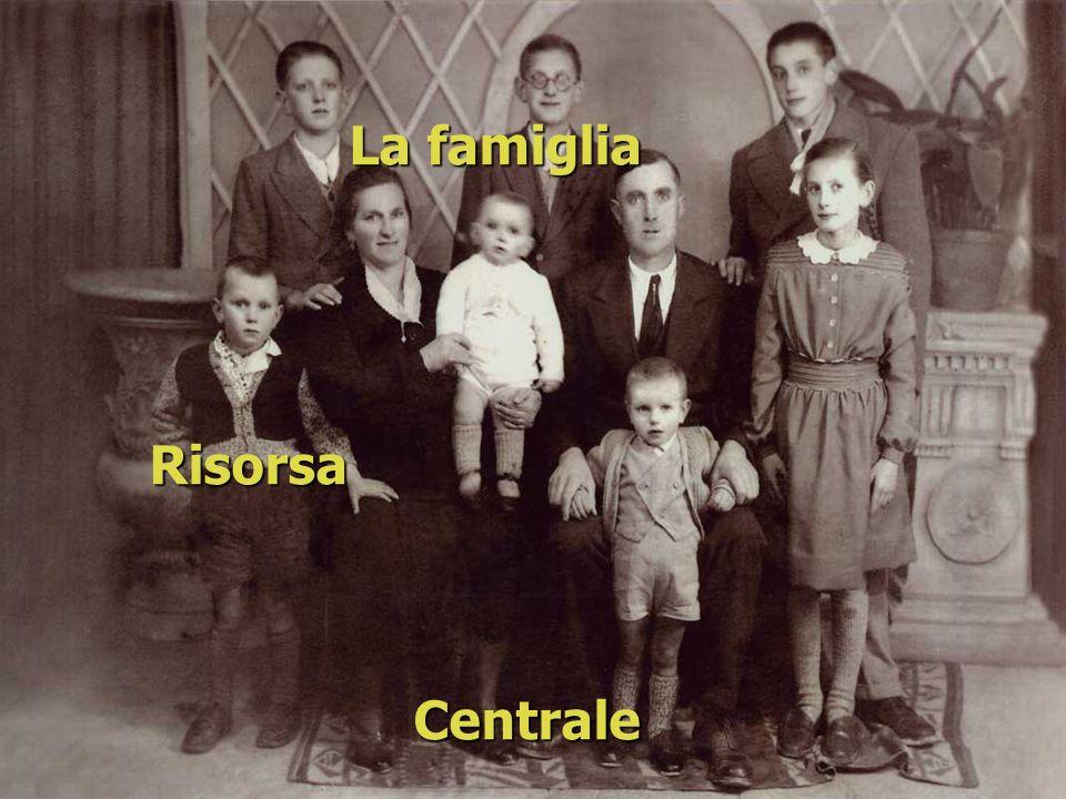 La famiglia Risorsa Centrale