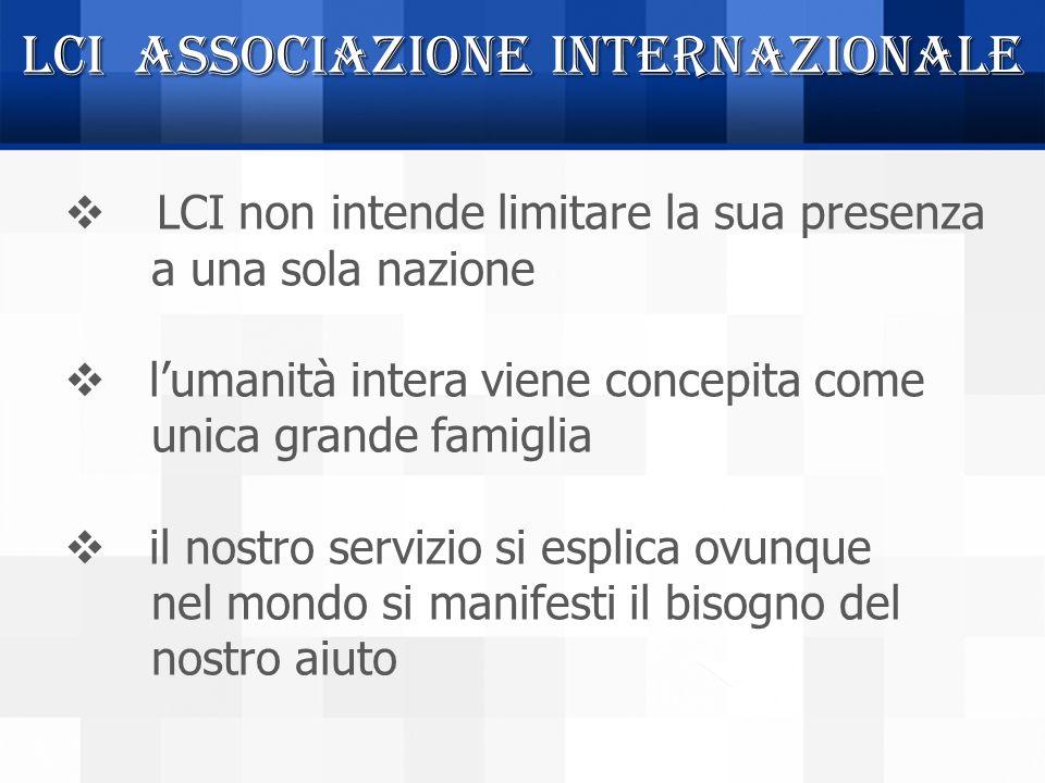 LCI Associazione Internazionale