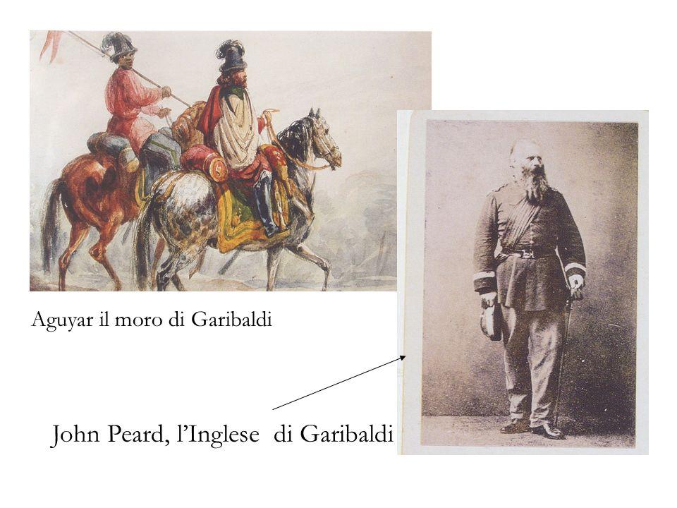 John Peard, l'Inglese di Garibaldi