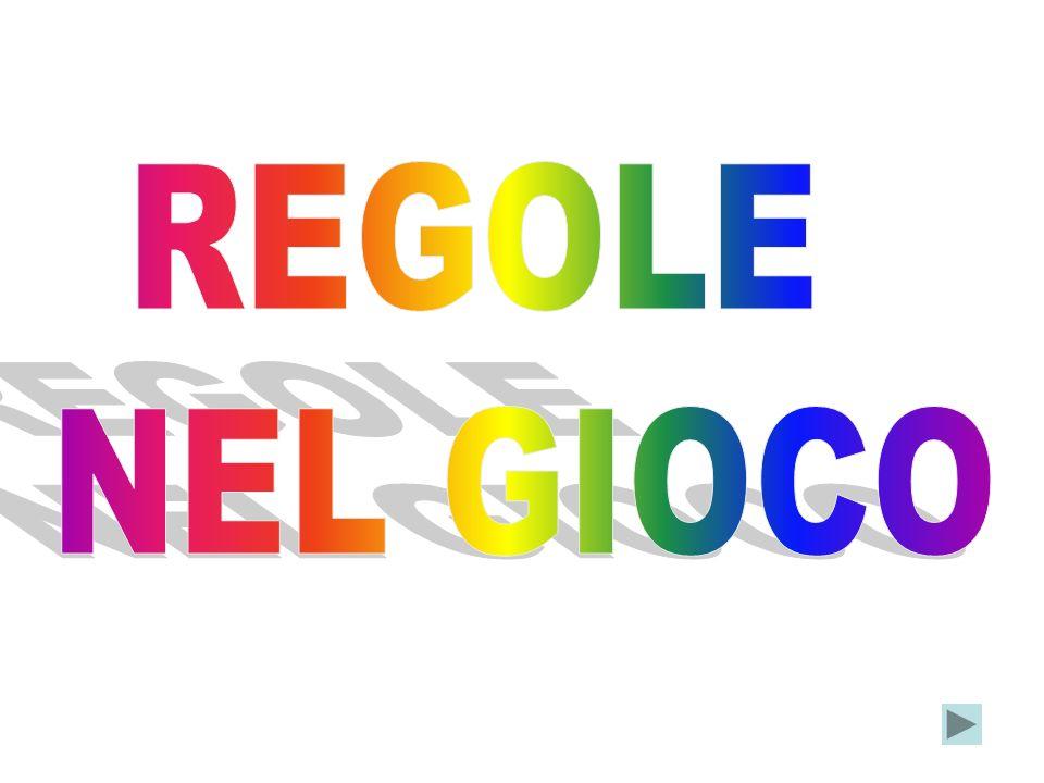 REGOLE NEL GIOCO