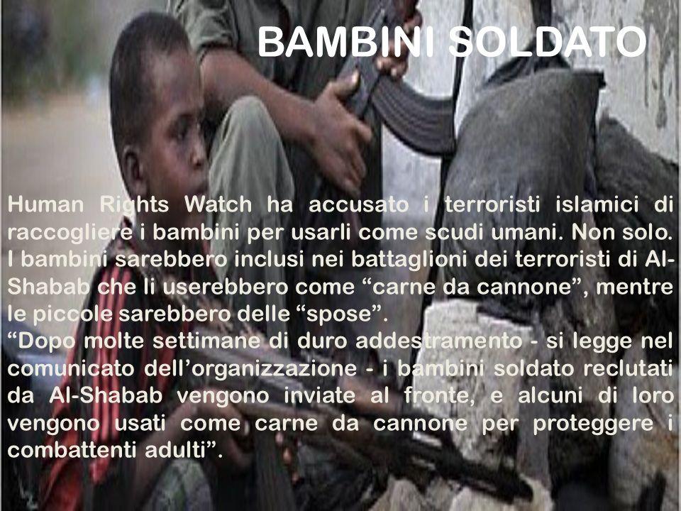 BAMBINI SOLDATO