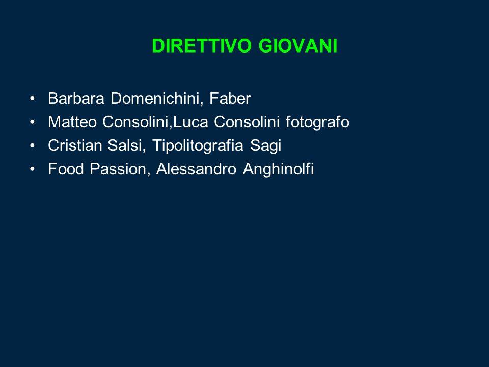 DIRETTIVO GIOVANI Barbara Domenichini, Faber