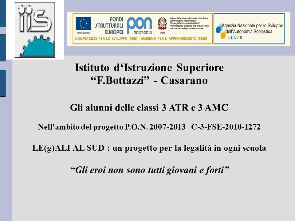 Istituto d'Istruzione Superiore F.Bottazzi - Casarano