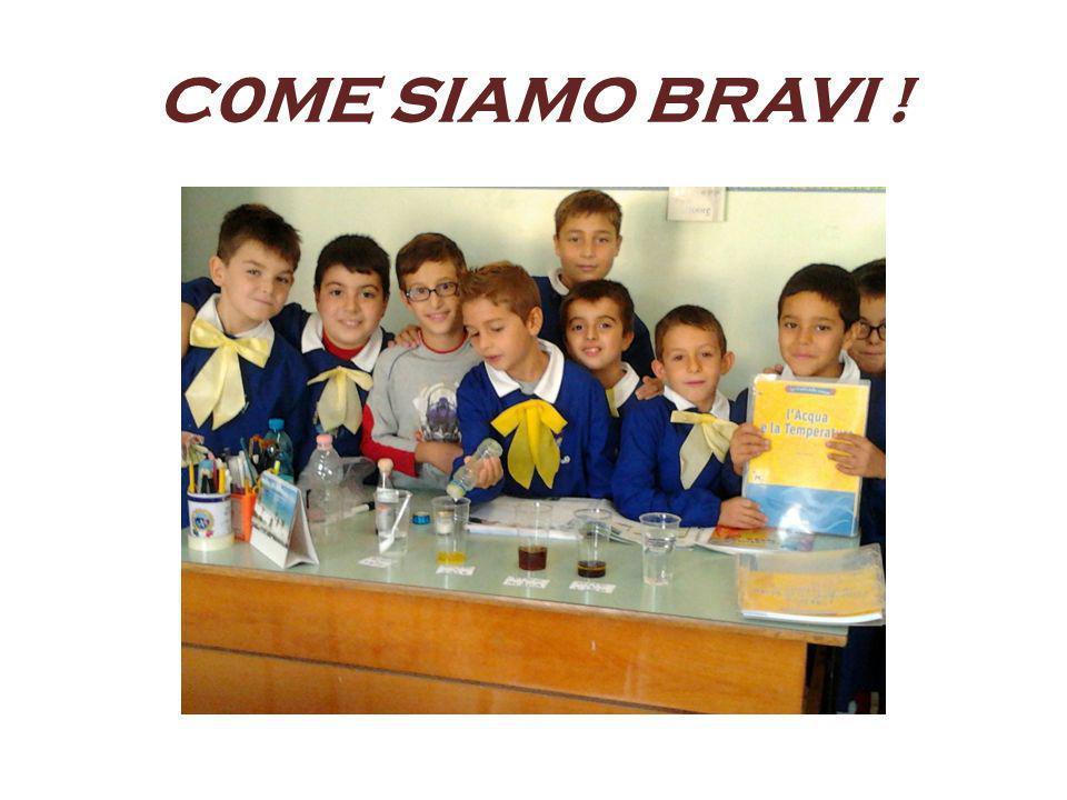 C0ME SIAMO BRAVI !