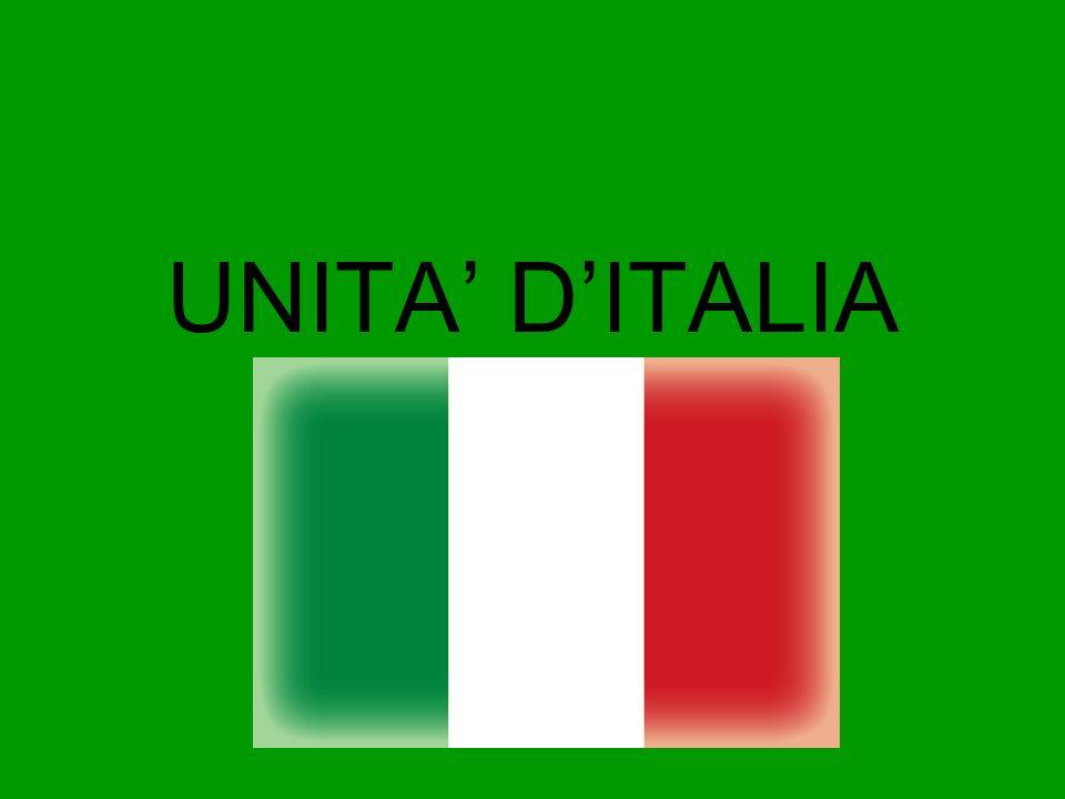 UNITA' D'ITALIA
