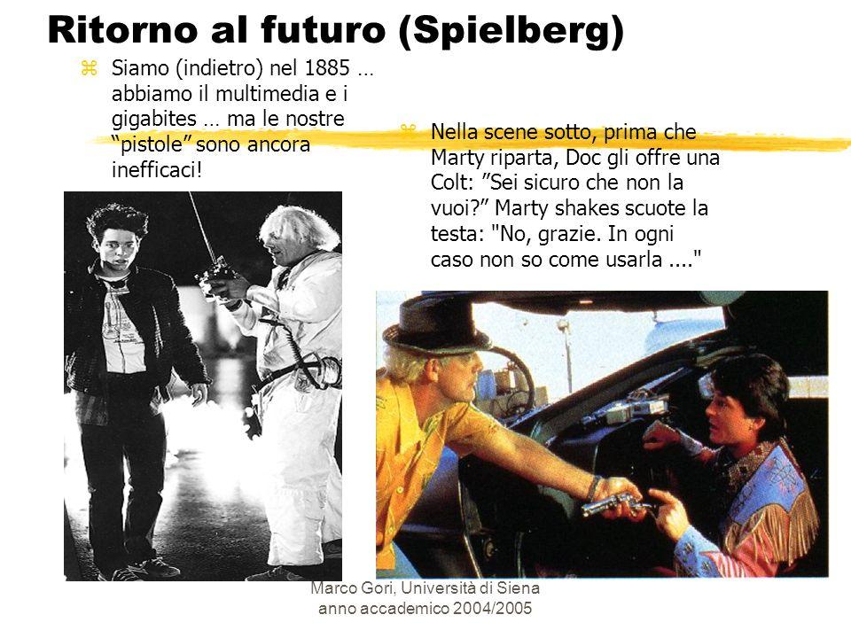 Ritorno al futuro (Spielberg)