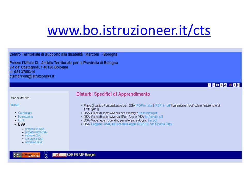 www.bo.istruzioneer.it/cts