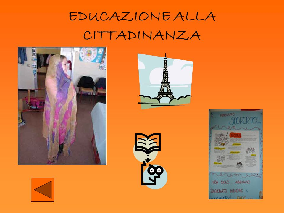 EDUCAZIONE ALLA CITTADINANZA
