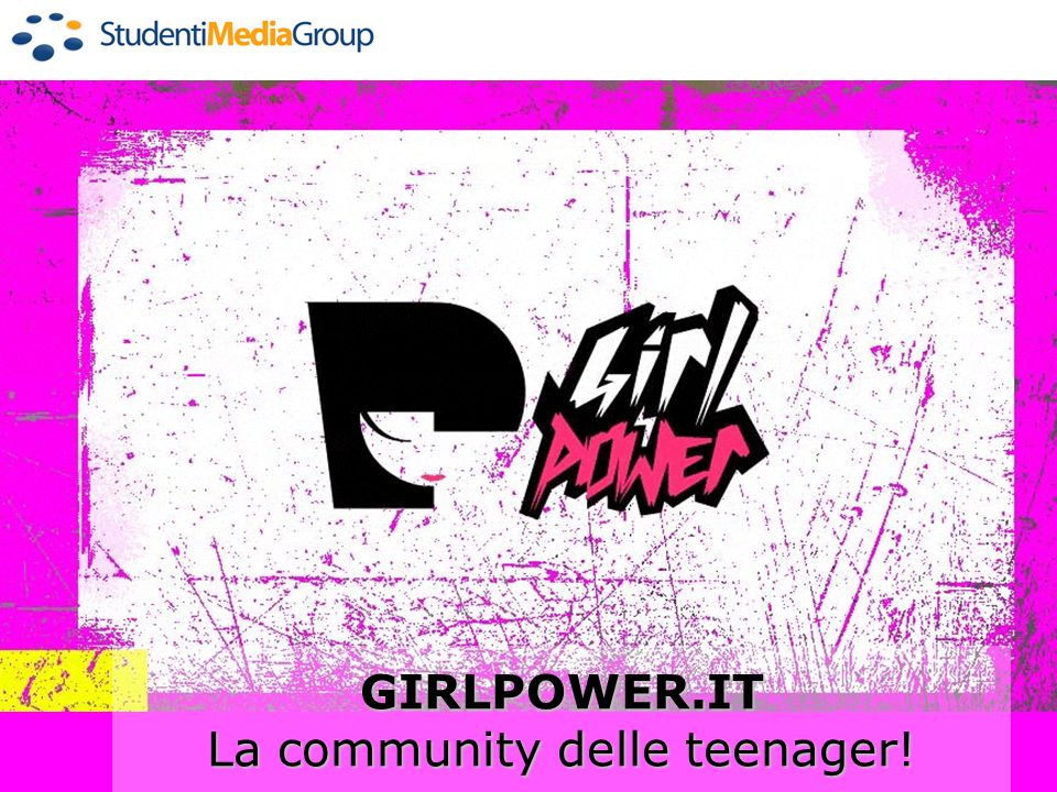 GIRLPOWER.IT La community delle teenager!