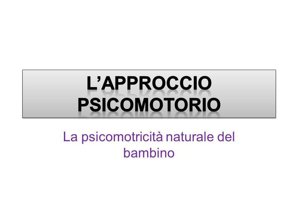 L'approccio psicomotorio