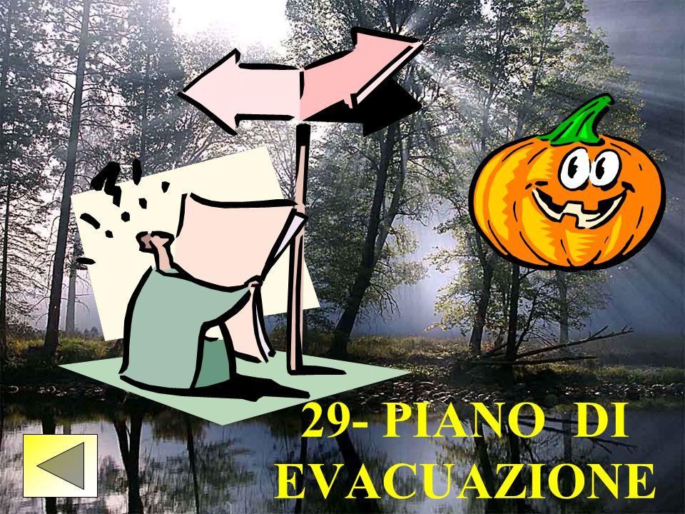 29- PIANO DI EVACUAZIONE