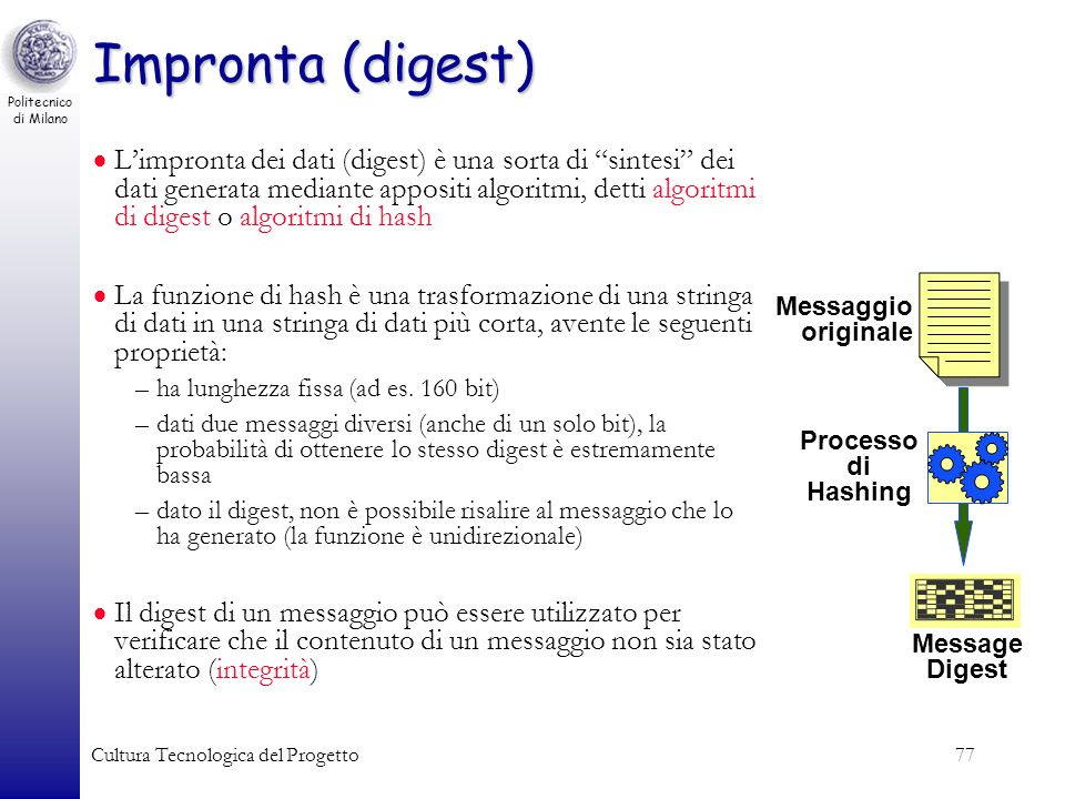 Impronta (digest)