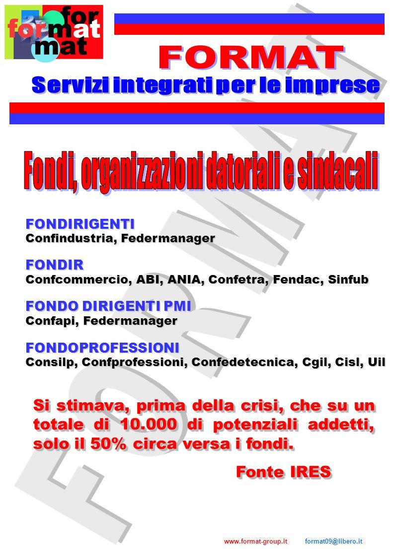 FORMAT FORMAT Servizi integrati per le imprese