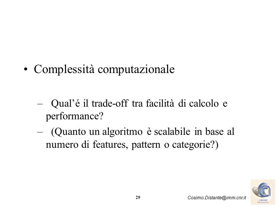 Complessità computazionale