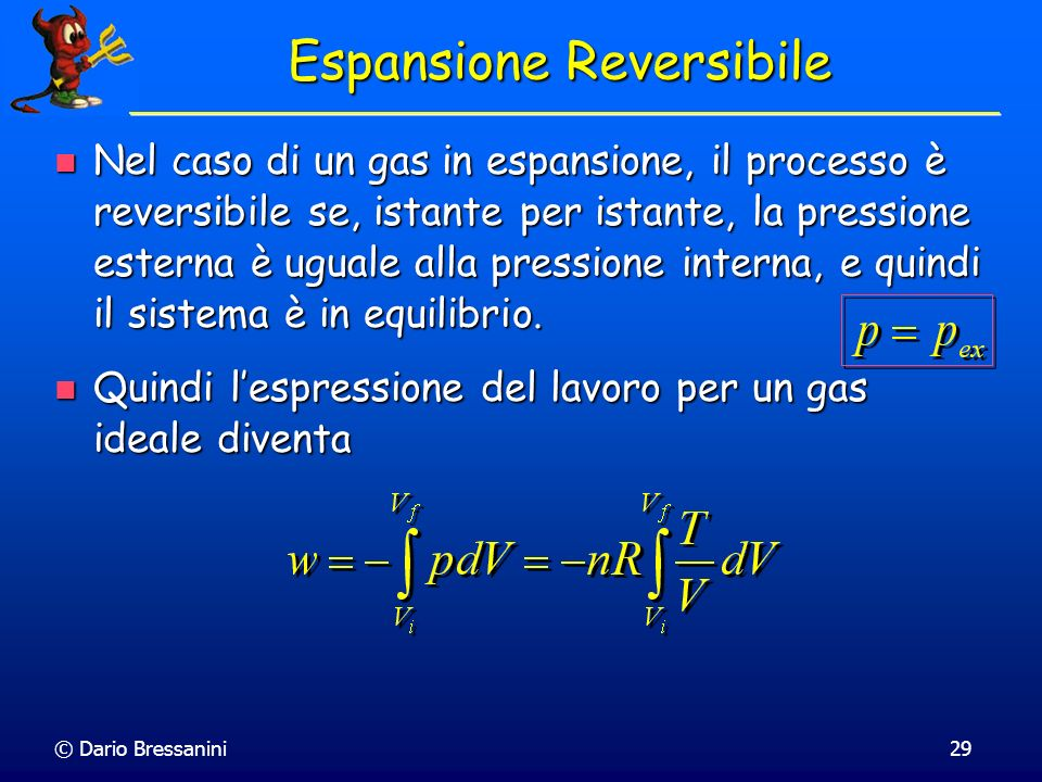 Espansione Reversibile