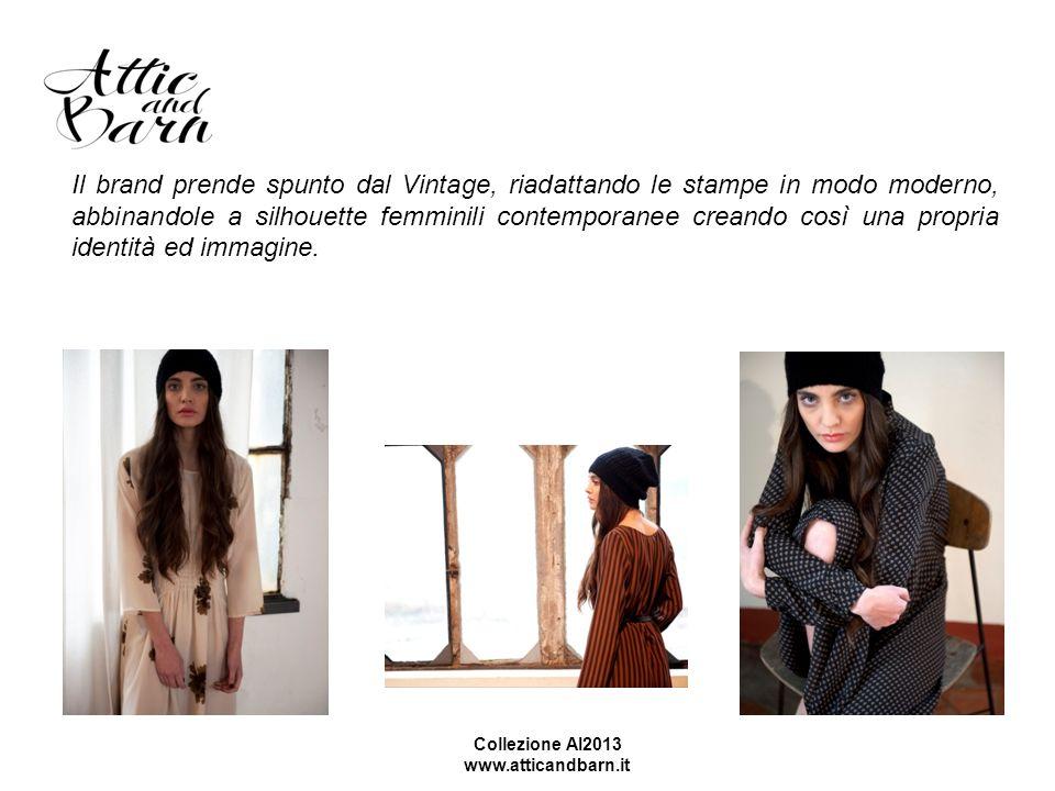 Il brand prende spunto dal Vintage, riadattando le stampe in modo moderno, abbinandole a silhouette femminili contemporanee creando così una propria identità ed immagine.