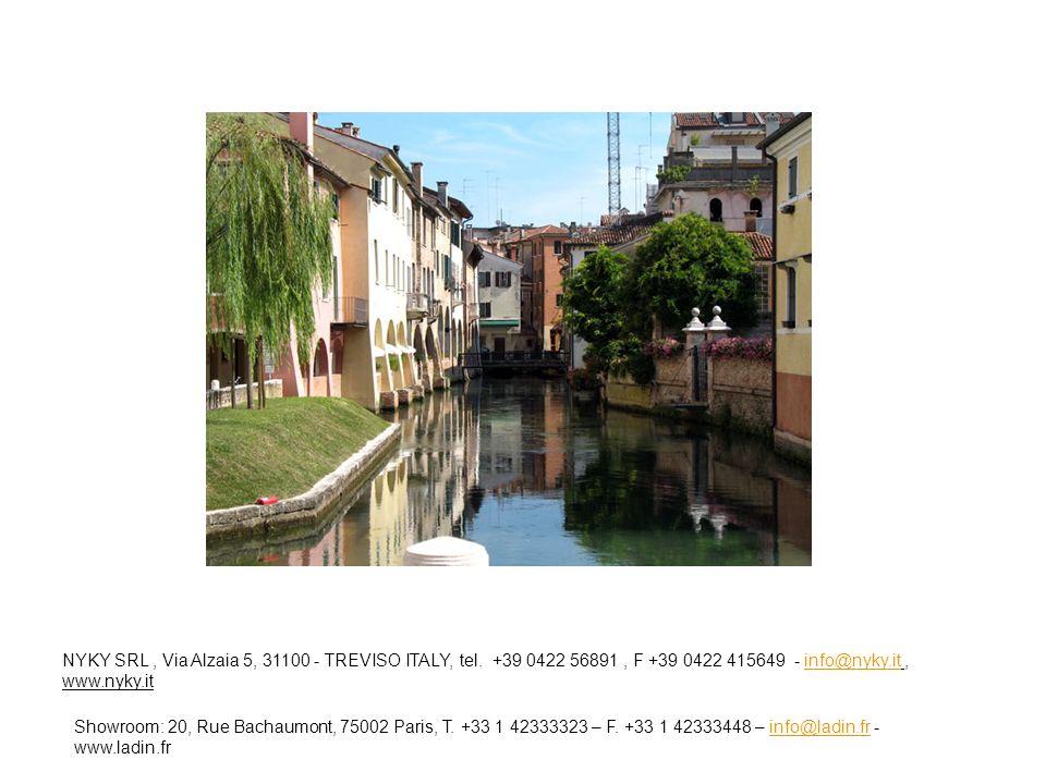 NYKY SRL , Via Alzaia 5, 31100 - TREVISO ITALY, tel