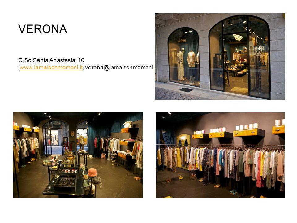 Verona C.So Santa Anastasia, 10