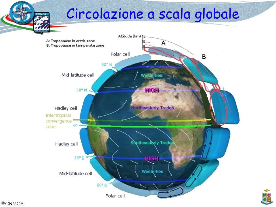 Circolazione a scala globale