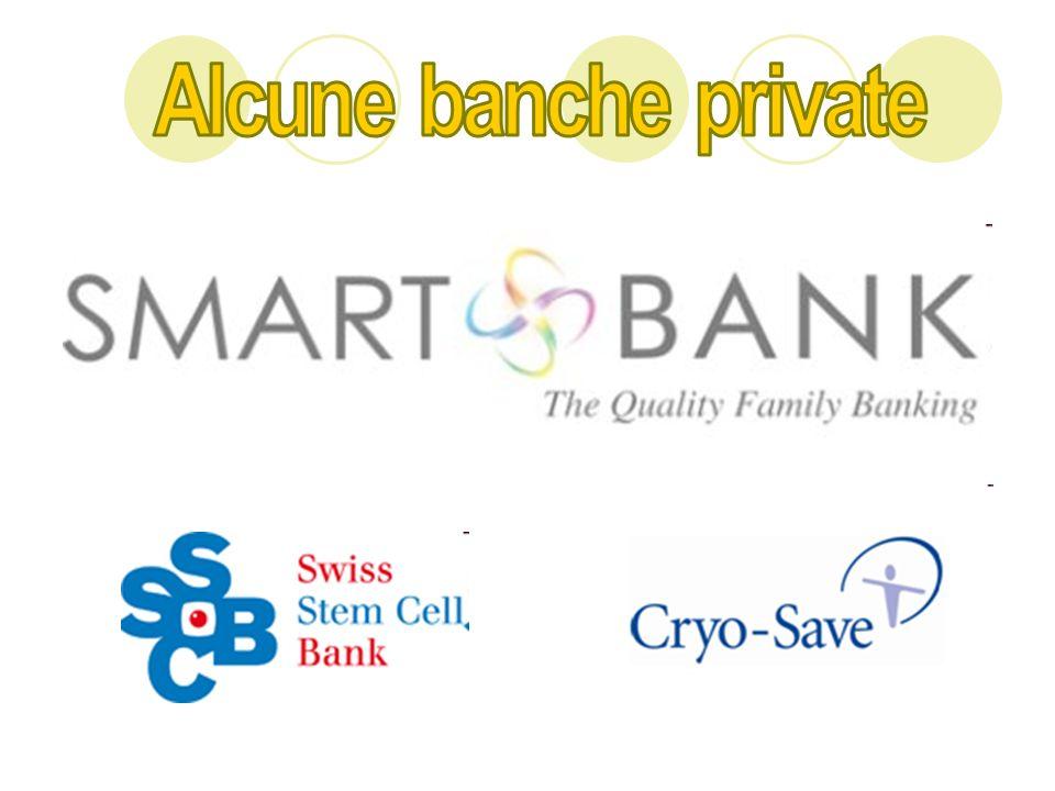 Alcune banche private