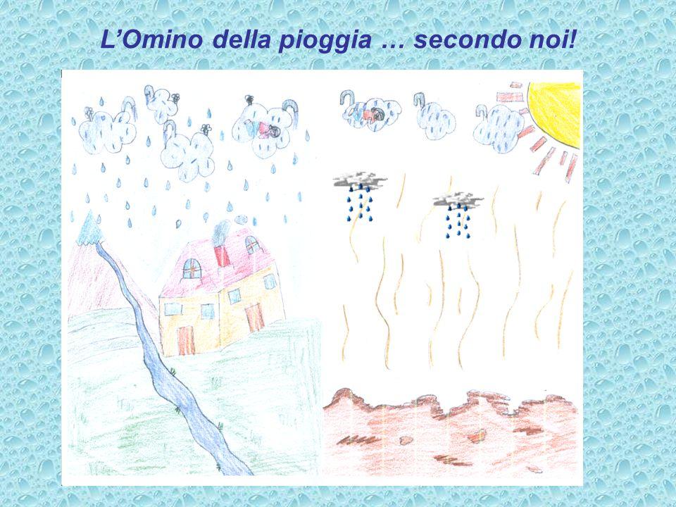 L'Omino della pioggia … secondo noi!