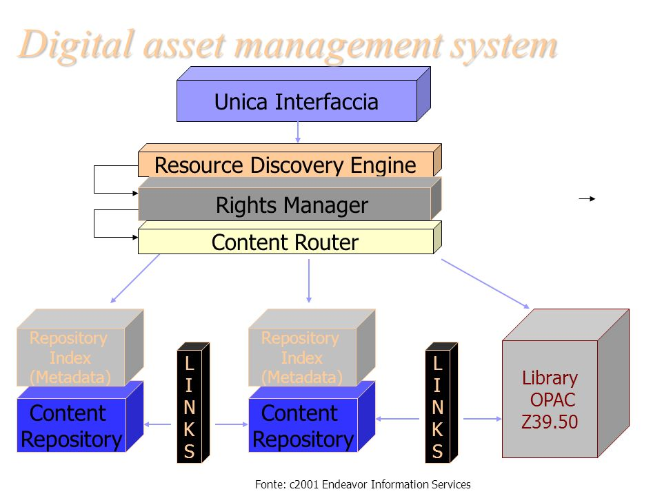 Digital asset management system