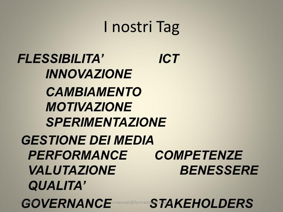 I nostri Tag FLESSIBILITA' ICT INNOVAZIONE