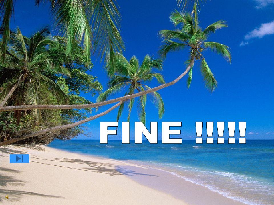 FINE !!!!!