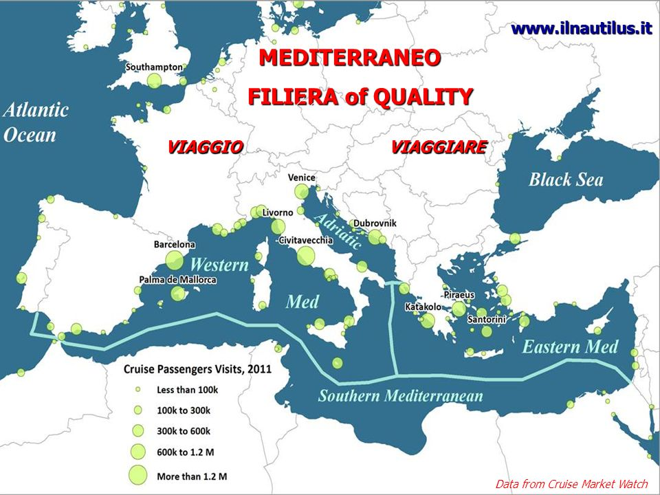 www.ilnautilus.it MEDITERRANEO FILIERA of QUALITY VIAGGIO VIAGGIARE