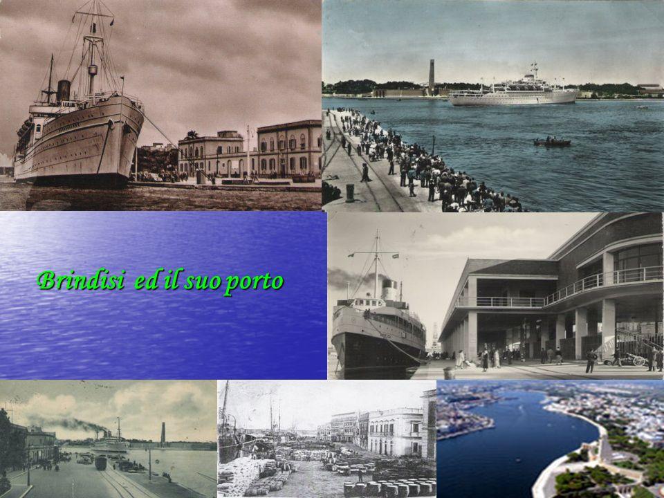 Brindisi ed il suo porto