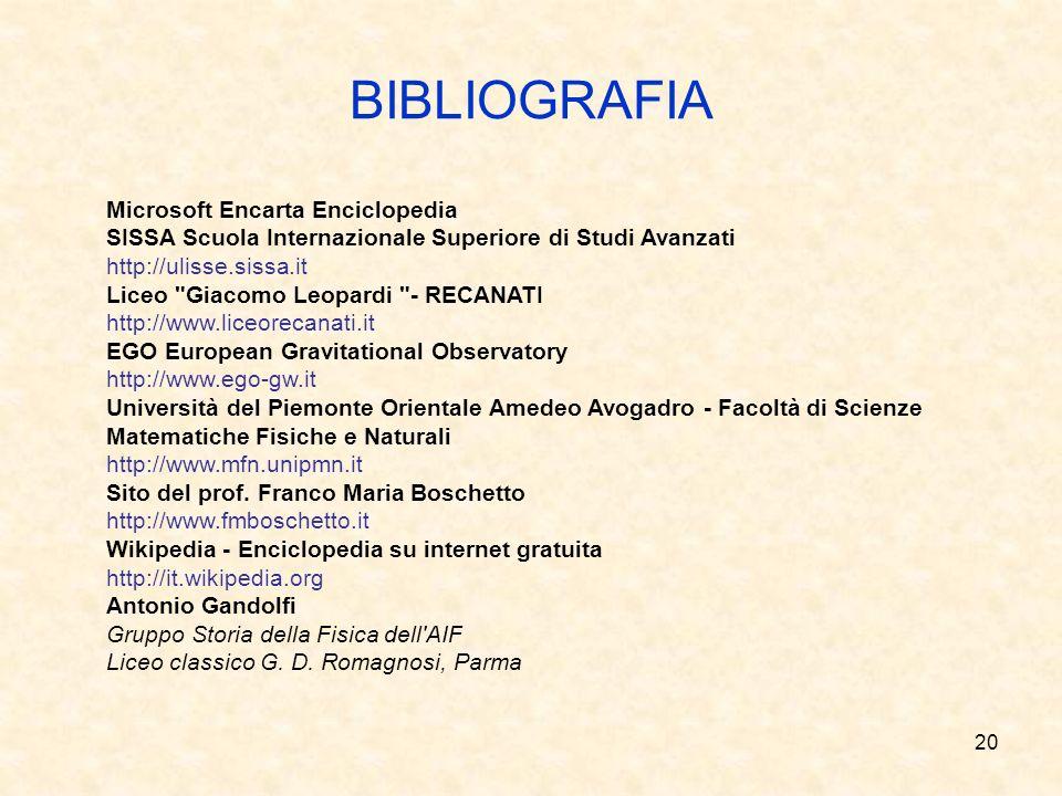 BIBLIOGRAFIA Microsoft Encarta Enciclopedia