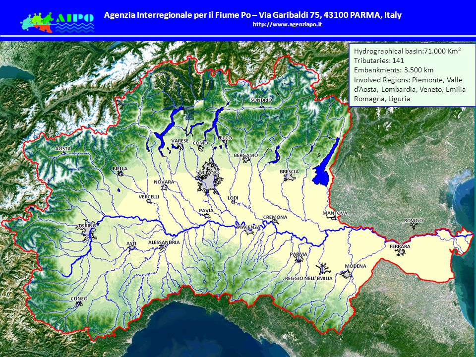Hydrographical basin:71.000 Km2
