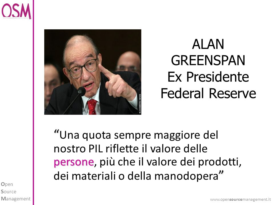 ALAN GREENSPAN Ex Presidente. Federal Reserve.