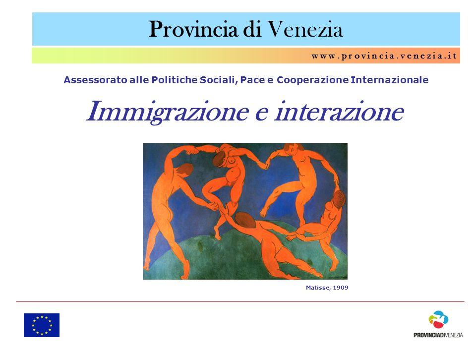 Immigrazione e interazione