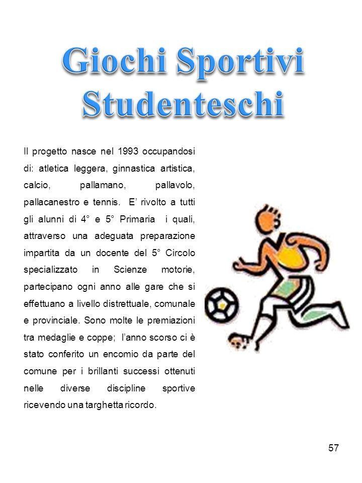 Giochi Sportivi Studenteschi