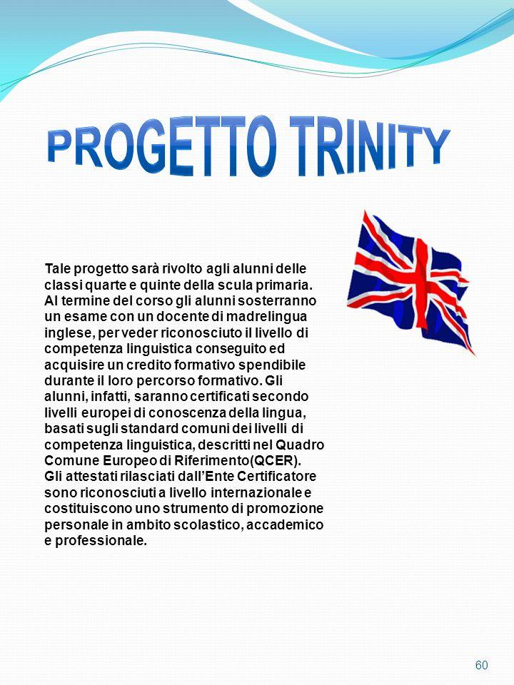 PROGETTO TRINITY