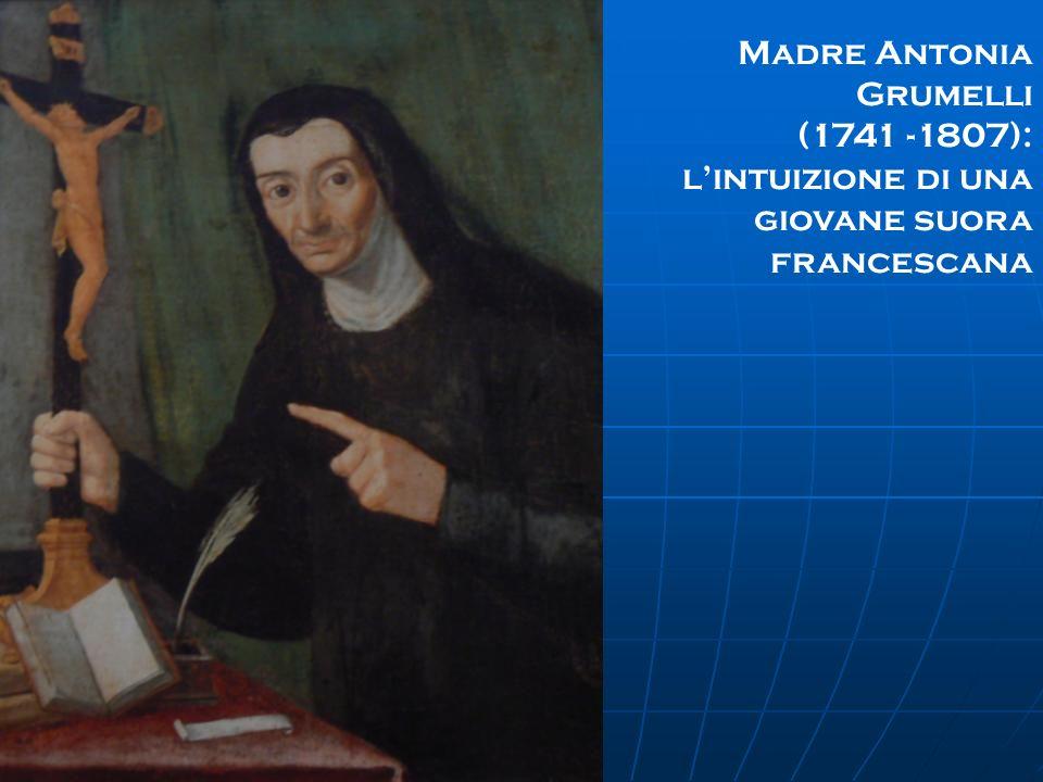 Madre Antonia Grumelli