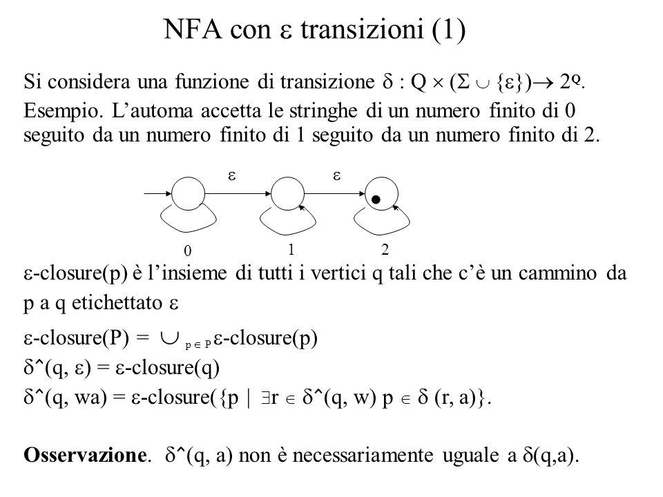 NFA con e transizioni (1)