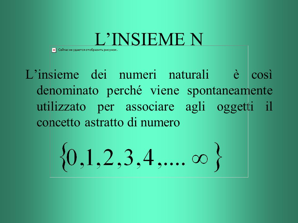 L'INSIEME N